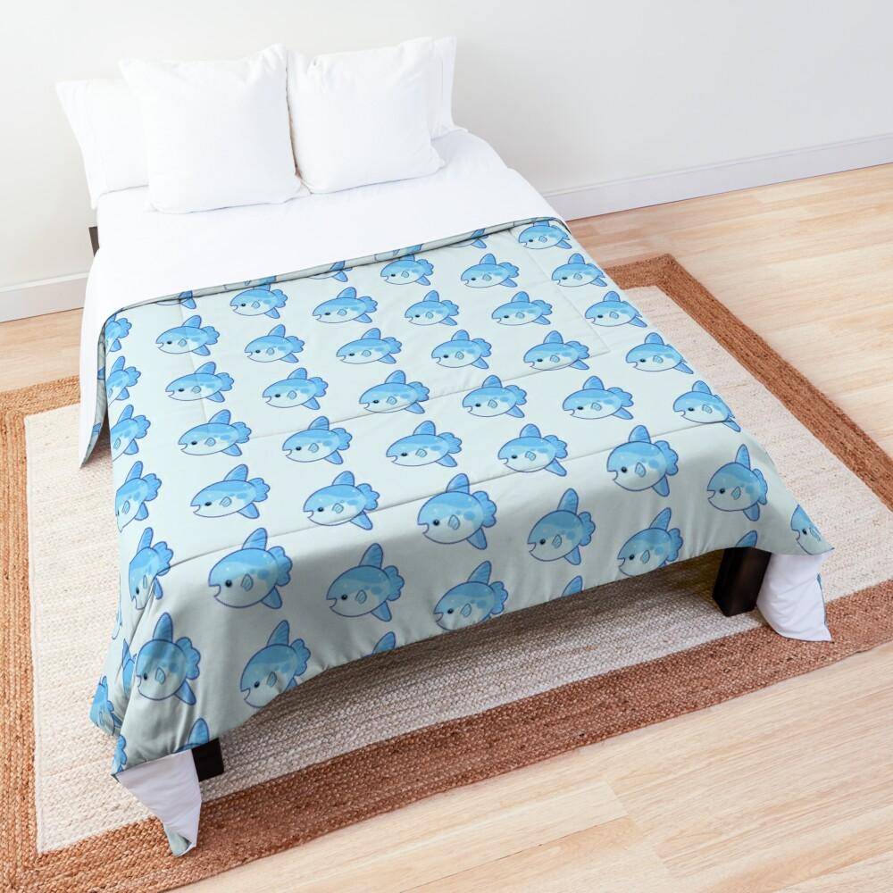 ¡Cómo mola el mola! (mola mola is cool) Comforter