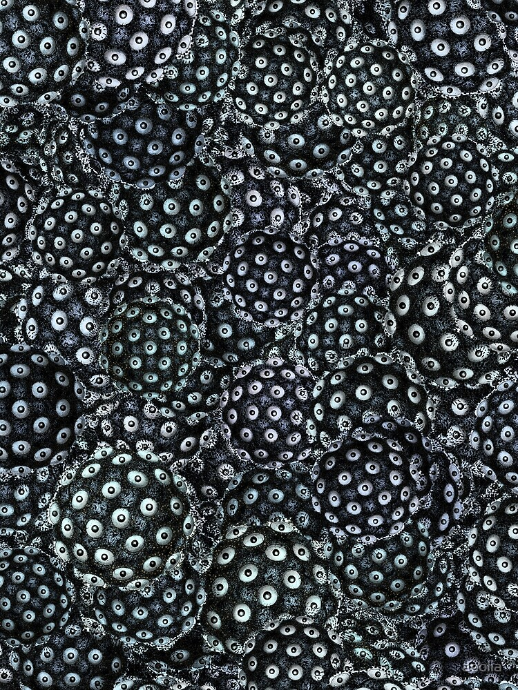 Black Eyed Balls by aeolia