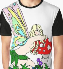 Magical Fairy Graphic T-Shirt