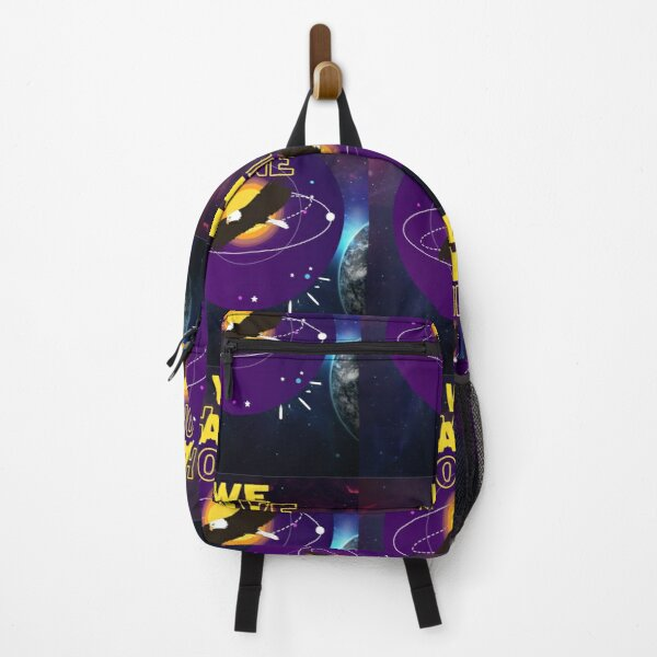 we all have one Backpack