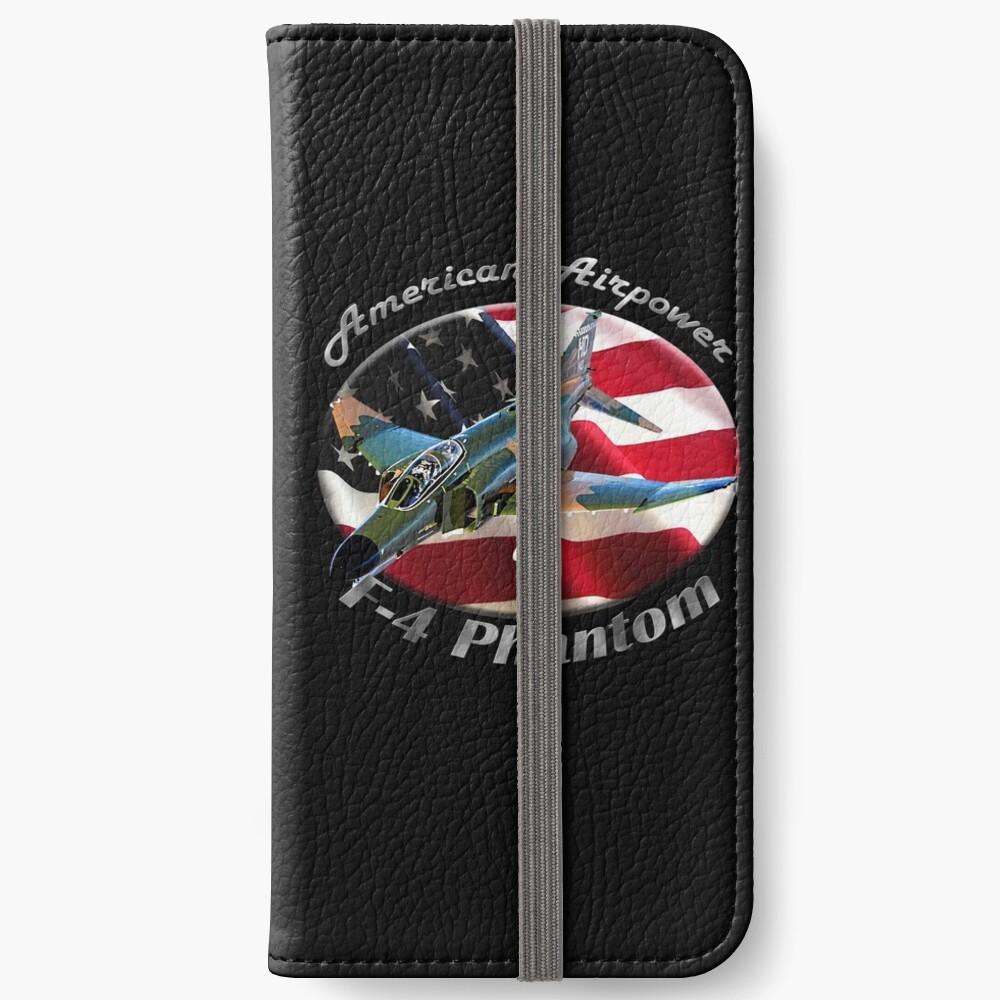 F-4 Phantom American Airpower iPhone Wallet