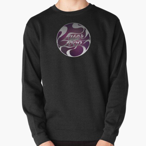 Laser Loop Round Logo Pullover Sweatshirt