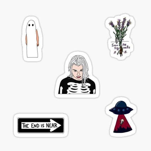 Sweet Phoebe Pack Sticker