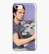 Sebastian Stan and Friend <3 iPhone Case/Skin