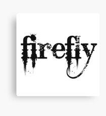 Firefly Canvas Print