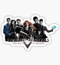 Shadowhunters Sticker