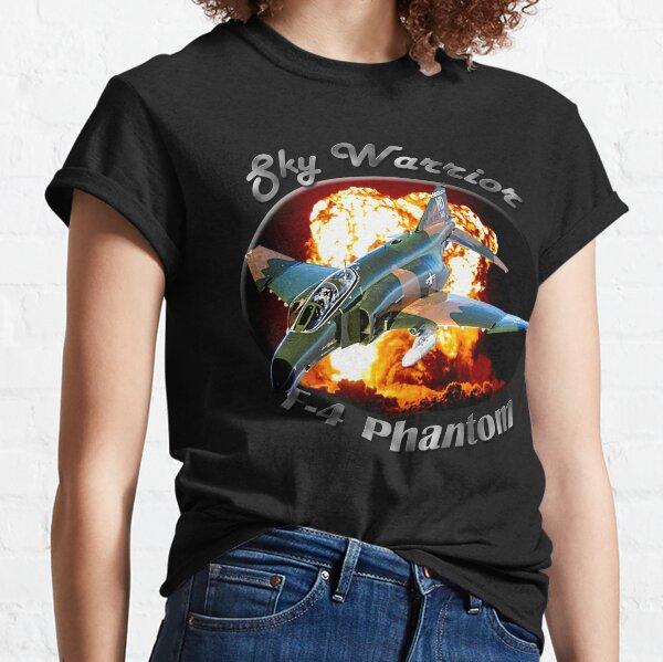 F-4 Phantom Sky Warrior Classic T-Shirt