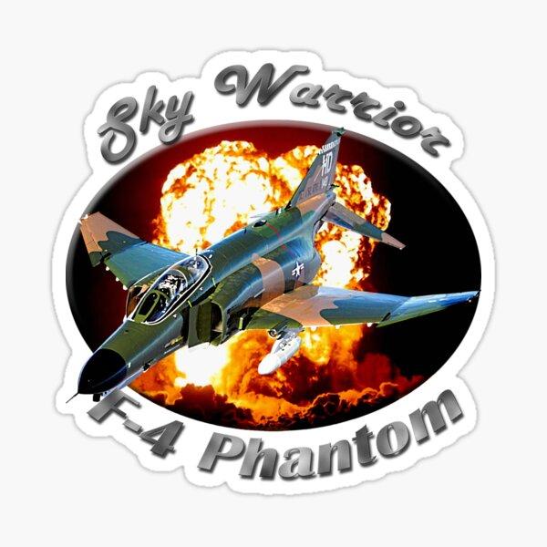 F-4 Phantom Sky Warrior Sticker