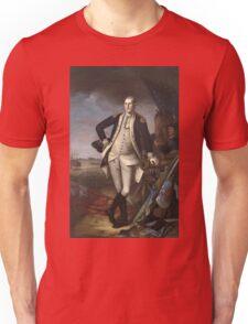 Vintage famous art - Charles Willson Peale - George Washington Unisex T-Shirt