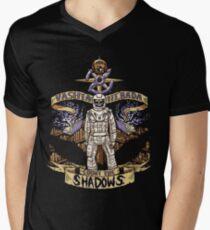 Count The Shadows Men's V-Neck T-Shirt