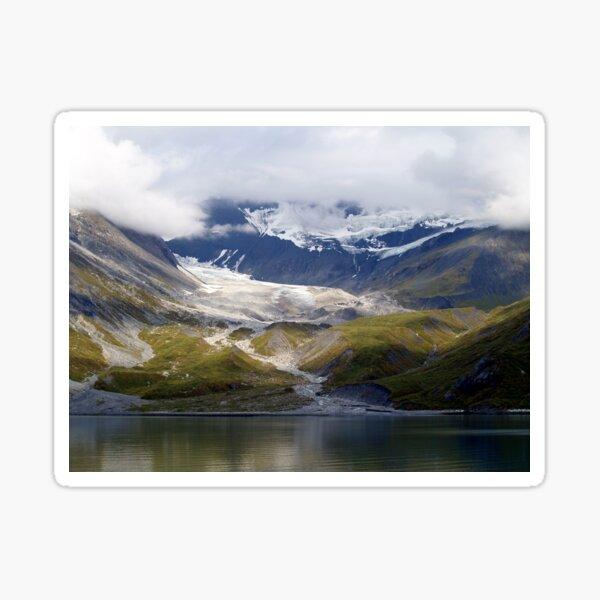 Mendenhall Glacier, Near Juno Alaska Sticker