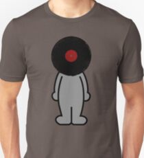 Vinylized!!! Vinyl Records DJ Music Man Unisex T-Shirt