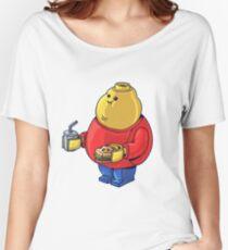 FAT Lego Boy  Women's Relaxed Fit T-Shirt