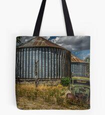 Abandoned Granary Tote Bag