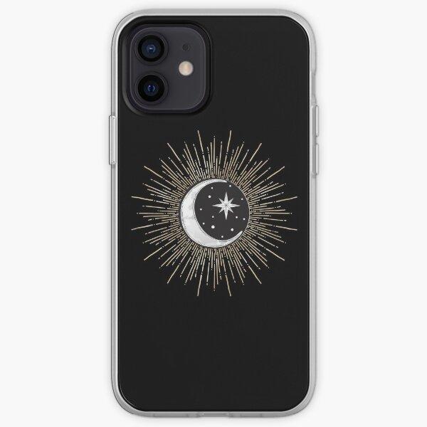 Darklina Moon iPhone Soft Case