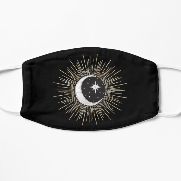 Darklina Moon Flat Mask