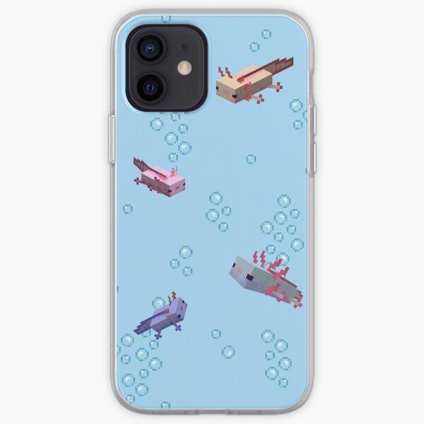 Axolotl Phone Case! iPhone Soft Case