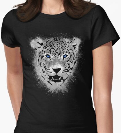 White Tiger - Paint Splatters Dubs T-Shirt
