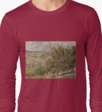 Claude Monet - Apple Blossom Long Sleeve T-Shirt