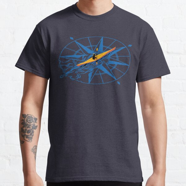 El arte de la navegación Camiseta clásica