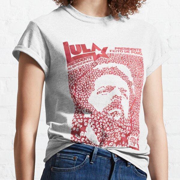 Lula President Classic T-Shirt