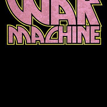 War Machine by ChungThing