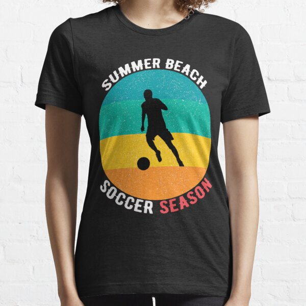 Summer Beach Soccer Season 1 Essential T-Shirt