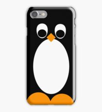 Cute Penguin! iPhone Case/Skin