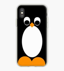 Niedlicher Pinguin! iPhone-Hülle & Cover