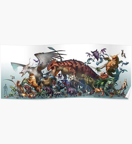 Pocket Animals-Season 1 Poster