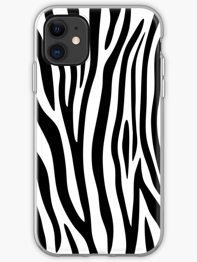 Zebra Stripes Black And White