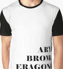 Eragon names Graphic T-Shirt
