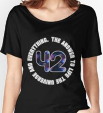 42! Women's Relaxed Fit T-Shirt