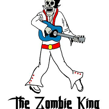 The Zombie King Musician by imphavok
