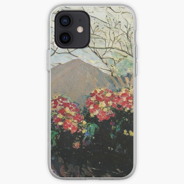 Mountain Flowers iPhone Soft Case