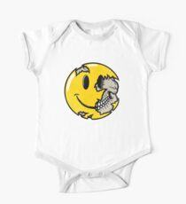 Smiley face skull Kids Clothes