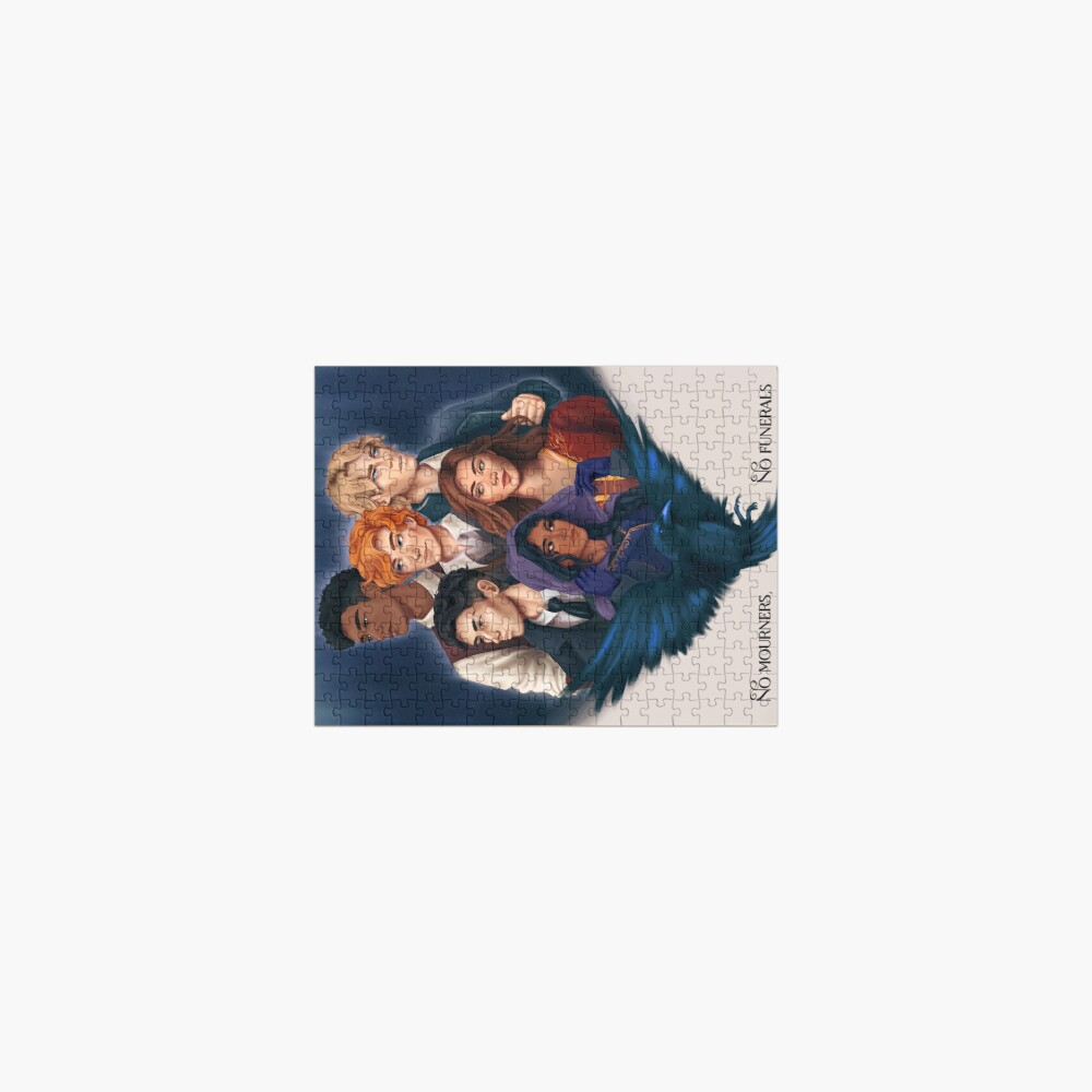 Six of Crows Jigsaw Puzzle