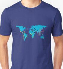 Camiseta ajustada Juegos de mesa pandemia