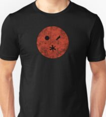 Preacher - Arseface - Red Dirty T-Shirt