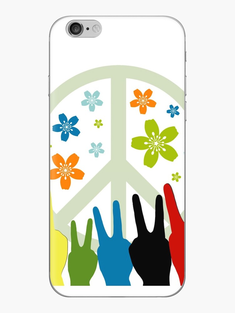 Peace Symbol Cool Illustration by EveStock