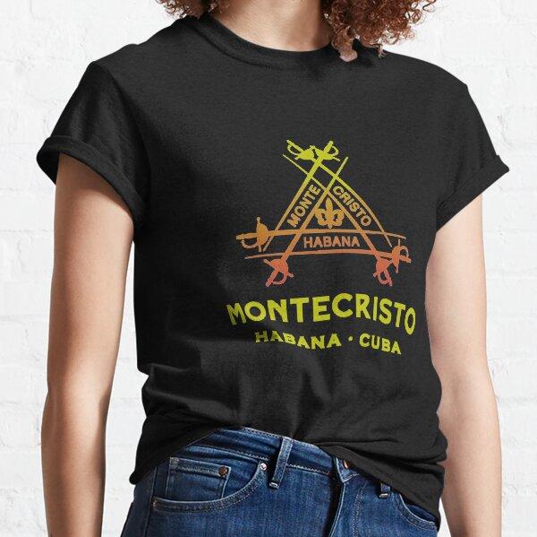 Montecristo Logo Cigars Classic T-Shirt