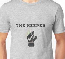 Ashlyn Harris - The keeper Unisex T-Shirt