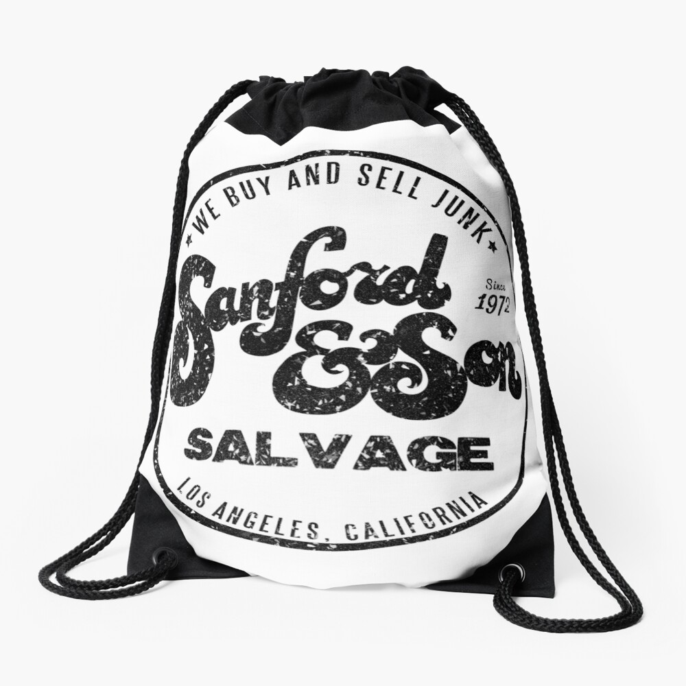 We buy and sell Junk Drawstring Bag