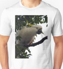 Sulphur Crested Cockatoo Unisex T-Shirt
