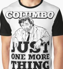 Columbo Graphic T-Shirt
