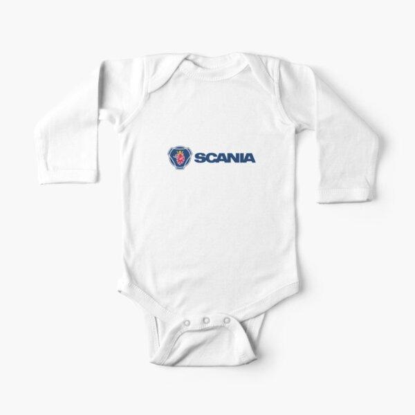 Nouveau logo de Scania Body manches longues