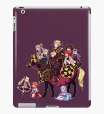 Xander's Daycare Service iPad Case/Skin