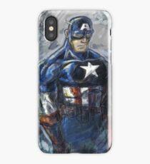 Cap! iPhone Case/Skin