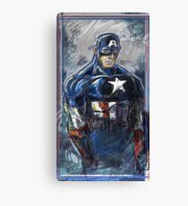 Cap! Canvas Print