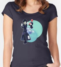 Kingdom Hearts - Xion Women's Fitted Scoop T-Shirt